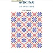 Magic Stars Lap Quilt Pattern