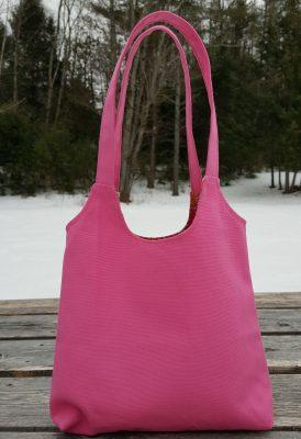 Pink Carryall Bag