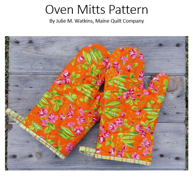 Oven Mitts Cover
